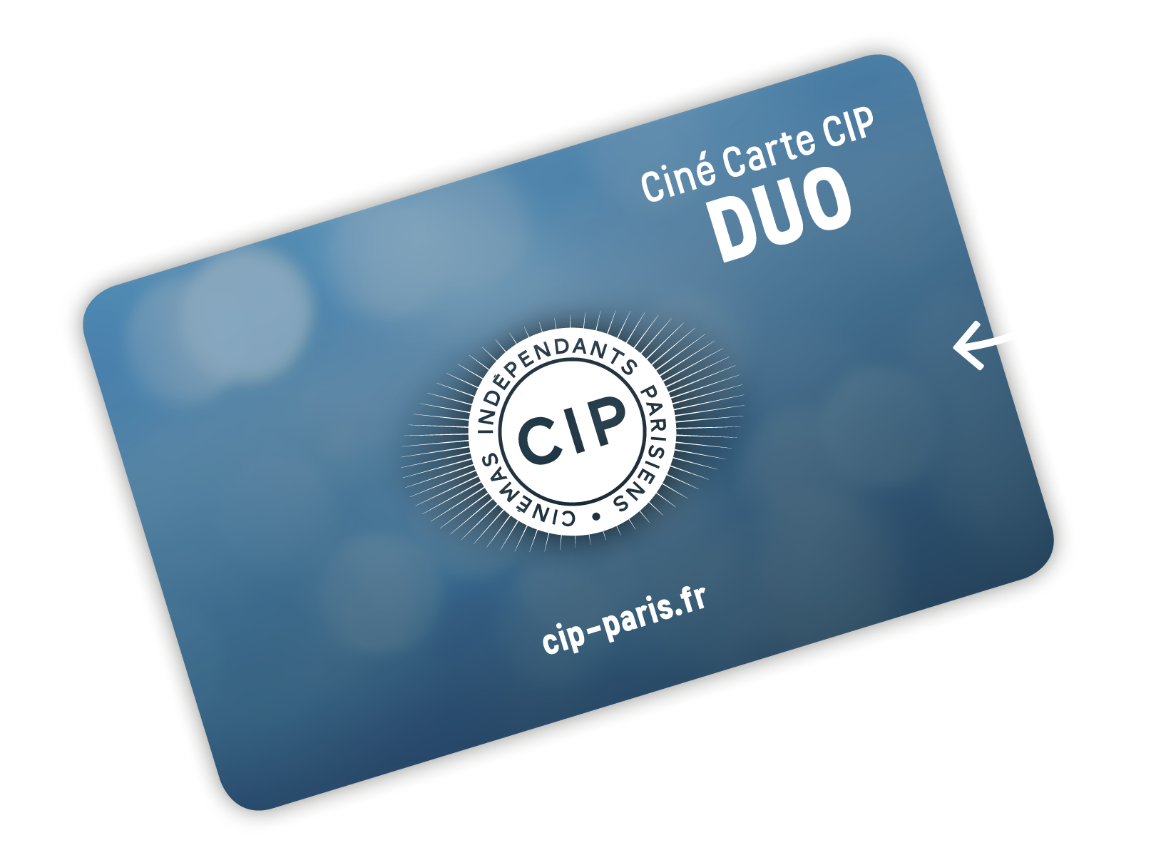 Cine carte cip duo
