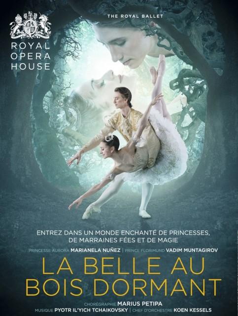 Ballet au cin ma la belle au bois dormant les ecrans for La belle au bois flotte