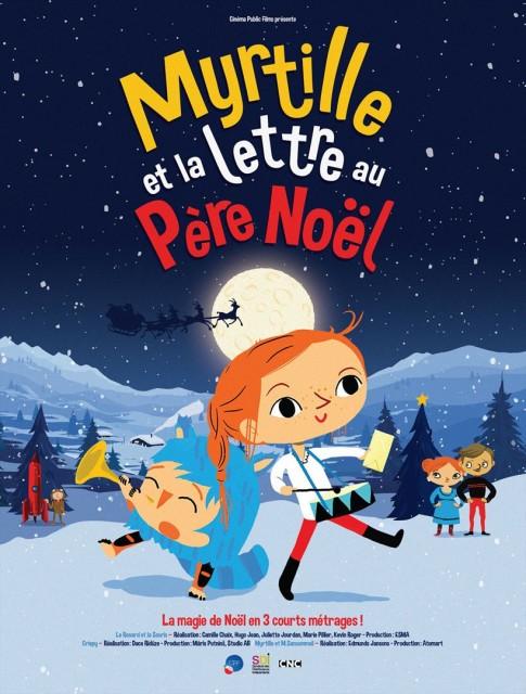 Site Lettre Au Pere Noel.Myrtille Et La Lettre Au Pere Noel Atelier Culinaire Les