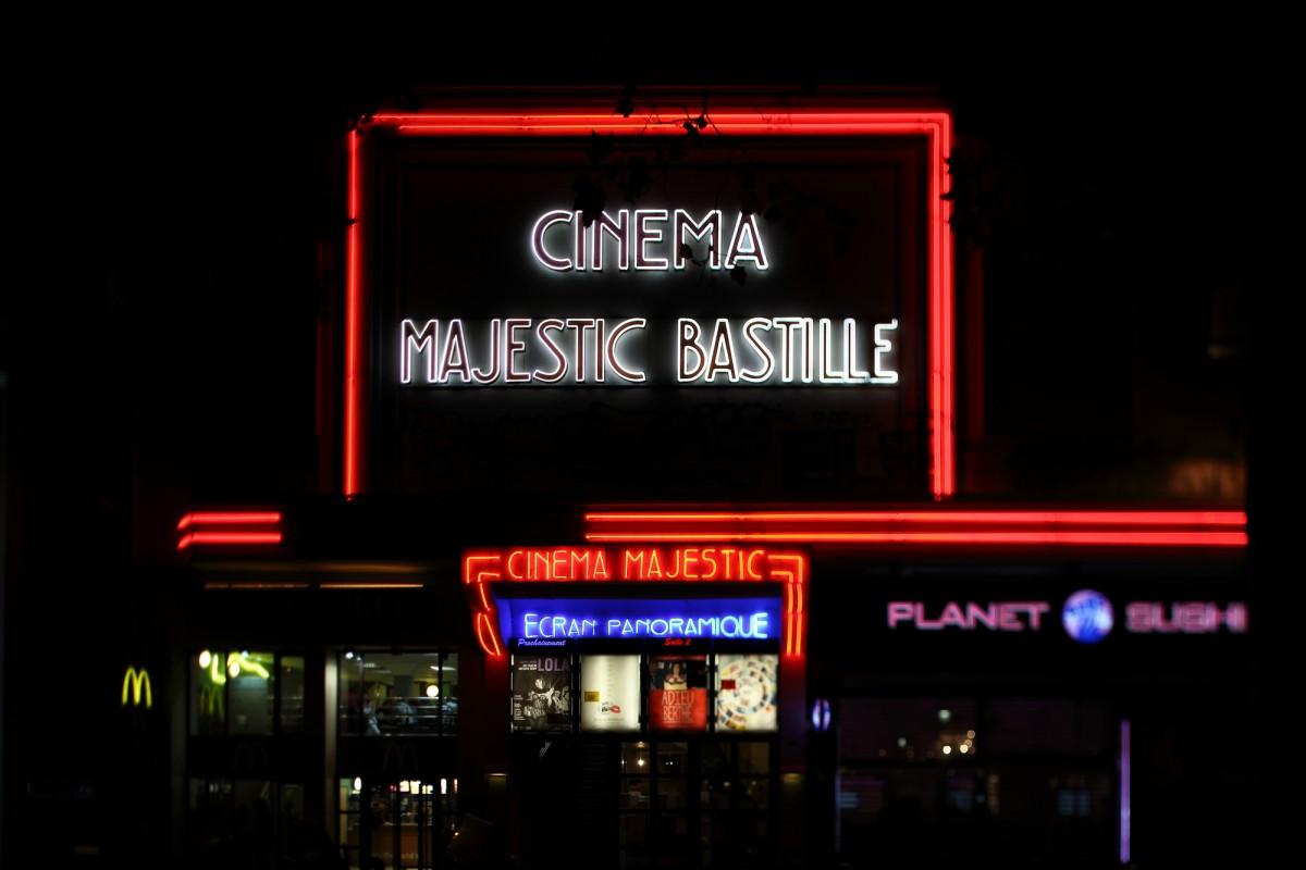 Majestic Bastille - Le Cinéma  Dulac Cinémas