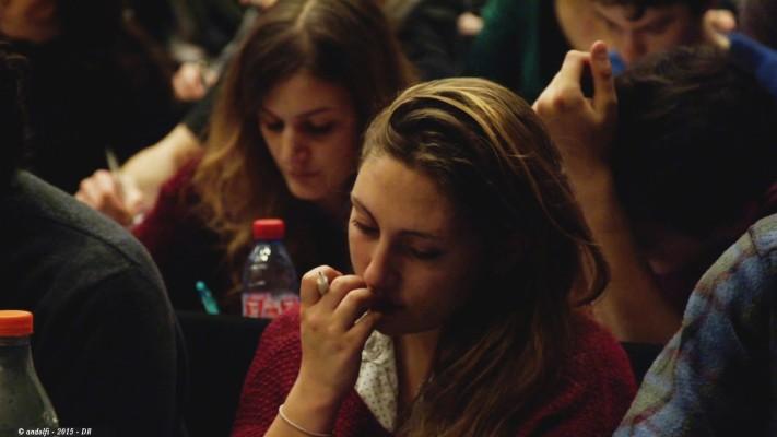Le Concours, FEMIS, Claire Simon