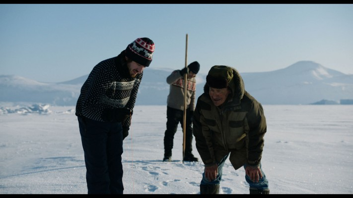 Voyage au Groenland, Sebastien Betbeder, ACID