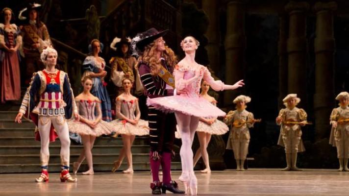Royal Opera House, Tchaikovsky , Opera au Cinema, La Belle au Bois Dormant, The Sleeping Beauty, ROH