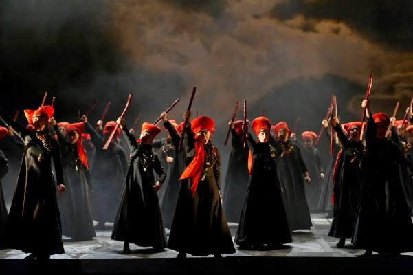 Nouvelle saison : De l'Opéra aux Ecrans