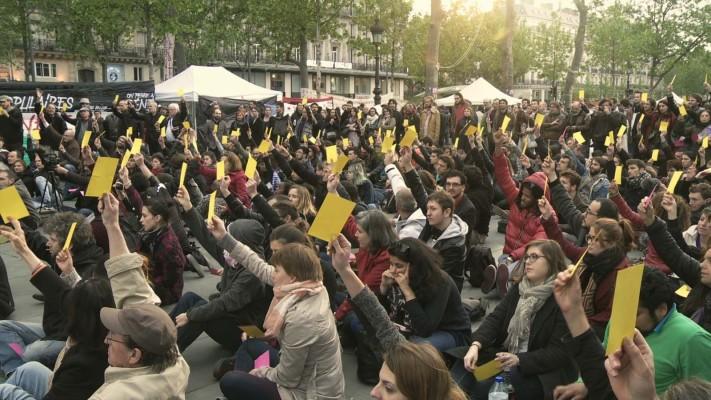 L'Assemblée, Nuit Debout, Mariana Otero, L'ACID