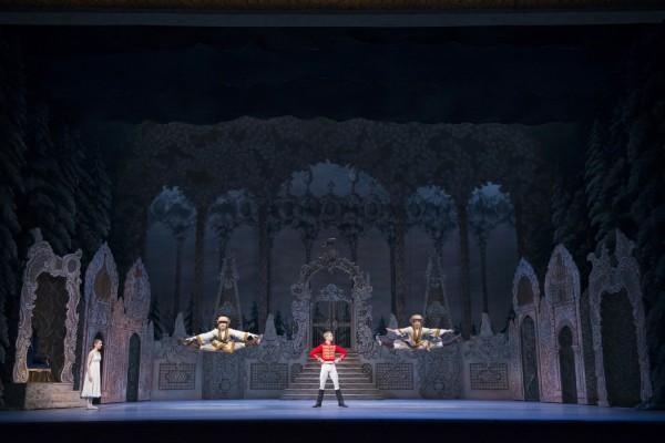 Ballet au Cinéma, Casse-Noisette, Tchaïkovski, Royal Opera House