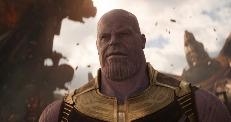 Avengers: Infinity War de Joel et Anthony Russo