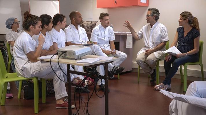 De Chaque Instant, Documentaire, Infirmières, Nicolas Philibert