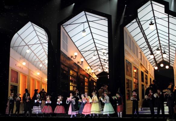 De l'Opera aux Ecrans, Opera au Cinema, La Boheme, Puccini