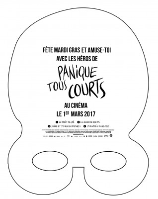 Atelier Masque PANIQUE TOUS COURTS