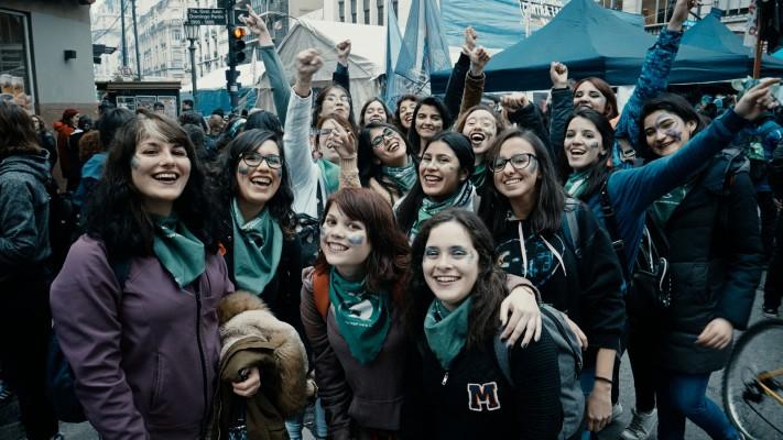 Femmes d'Argentine, Documentaire, Avortement, Juan Solanas, LDH