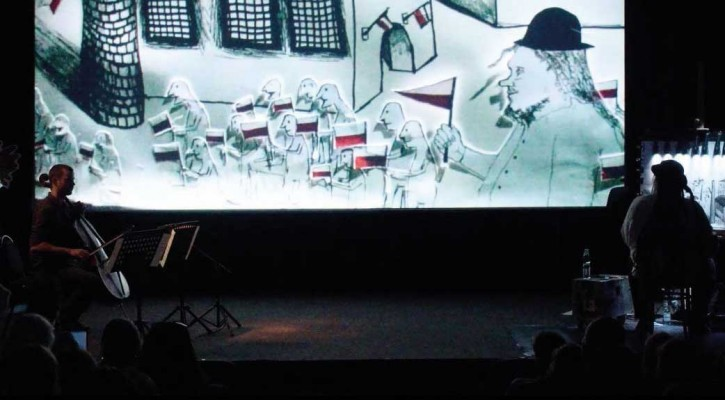 Kinopolska, festival du film polonais