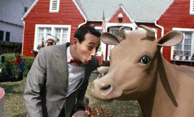 Pee Wee, Tim Burton, Journées du Patrimoine, 35mm, pellicule